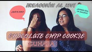 Mv ReacciÓn: Choco Chip Cookies - Guhara  | La Nación De Libros 9 3/4