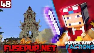 ♠ Minecraft Factions: Update + Cow Spawner Tutorial!!! - 48 - FusePvp.net ♠