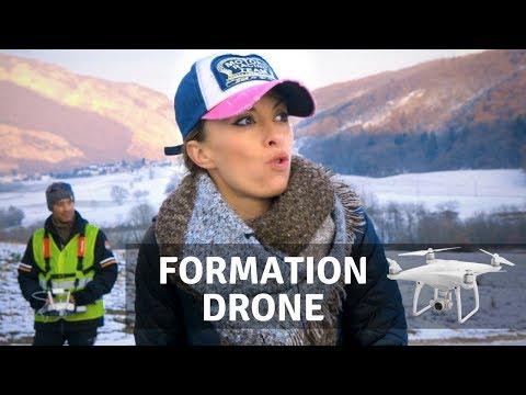 LES DRONES ET LES FORMATIONS : la formation professionnelle