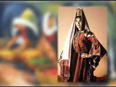 فن التطريز الفلسطيني