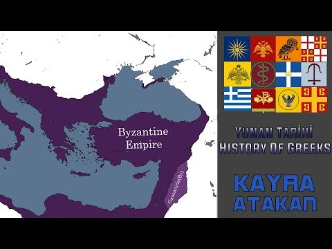 Yunan Tarihi~History Of Greeks