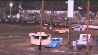 Kenny Wallace wins Macon 6/12/12