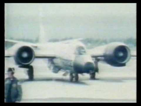 General Dynamics RB-57F Canberra