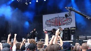 Loudness - Soul on Fire, Masters of Rock 2018