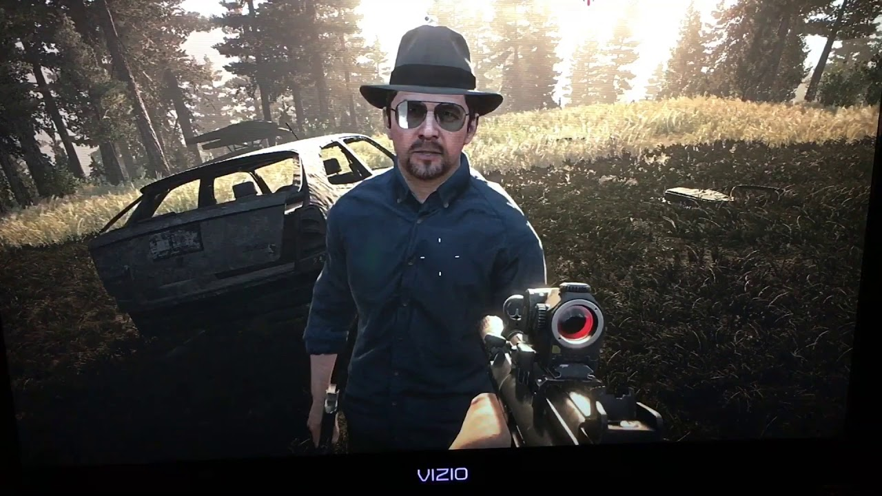 Far Cry 5 Willis Mentions Jason Brody And Ajay Ghale Youtube