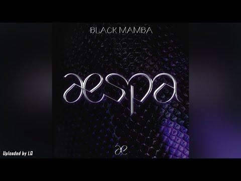 aespa - Black Mamba「Audio」
