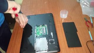 ACER ES1 532 disassembly and broken hinge repair