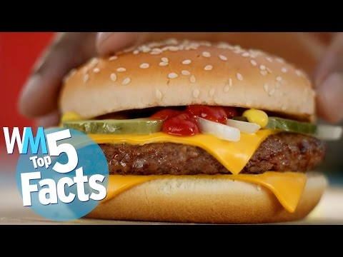 Top 5 Disgusting Facts about McDonald's