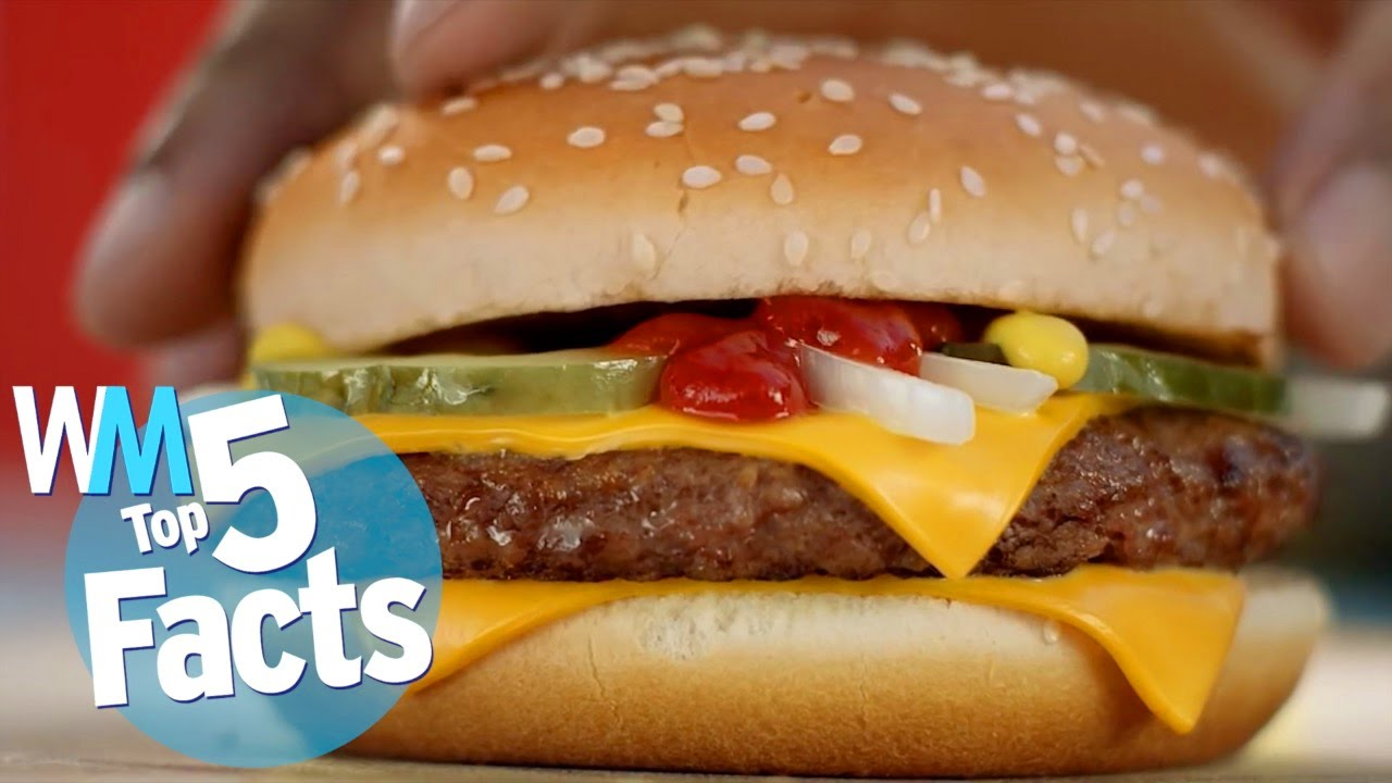 Disgusting Facts About Mcdonald S Food