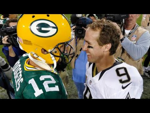 "Green Bay vs. New Orleans ""Brees-Rodgers III"" (2012 Week 4) Green Bay's Greatest Games"