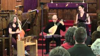 John Dowland - Away with these self loving lads (live and unedited)