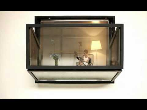 Balcone fantasma bloomframe bricoportale youtube - Finestra balcone ...