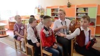 Интересное контрольное занятие в детском саду, старший возраст, группа ЗПР