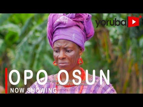 Download Opo Osun Latest Yoruba Movie 2021 Drama Starring Aishat Lawal | Abiodun jimoh | Omoyeni Opoosun
