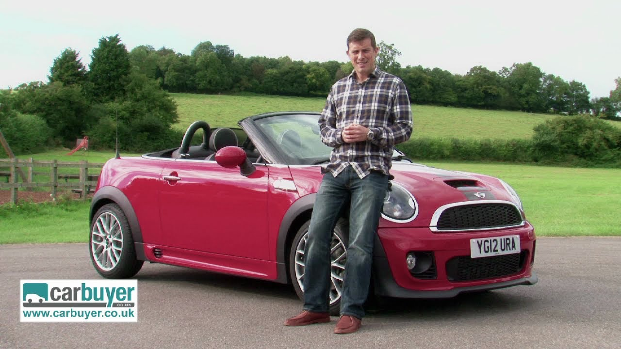 Mini Roadster Review Carbuyer Youtube