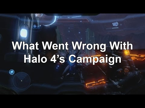 What Went Wrong With Halo 4's Campaign