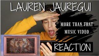 Baixar Lauren Jauregui- More Than That (Music Video Reaction)