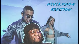 LUCIANO feat SHIRIN DAVID - NEVER KNOW *REACTION*