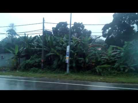 Rural area of Malaysia