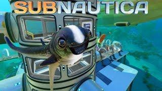 TEDDY RUXPIN THE CUDDLE FISH!!!!!! [Ep. 84] | Subnautica