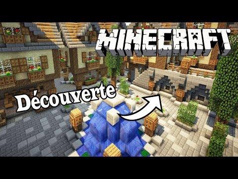 UN NOUVEAU VILLAGE COMPLÈTEMENT DINGUE - Minecraft moddé survie - épisode 5 saison 1