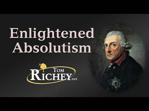 Enlightened Absolutism Frederick the Great, Catherine the Great, Joseph II