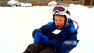 Adaptive Sports brings thrills on the slopes for disabled kids