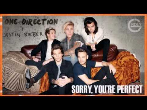 Mashup One Direction & Justin Bieber   Sorry, You're Perfect by TIO