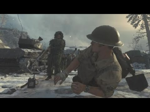 Call of Duty®: WWII when ur sleepy but enough energy to mg quad