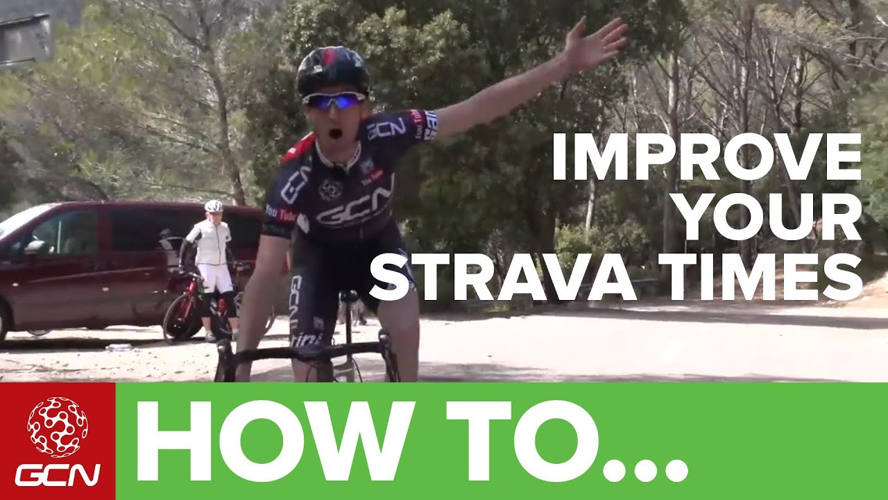 Strava Cycling - How To Improve Your Times