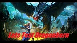 Lets Test Dragonborn - Ein RPG Browsergame [ Deutsch   Gameplay ]