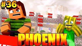 DAS BRINGT FLO zum WEINEN?! - Minecraft PHOENIX #36 [FACECAM]