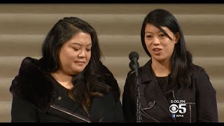 Family, Colleagues Remember Ed Lee At City Hall Celebration