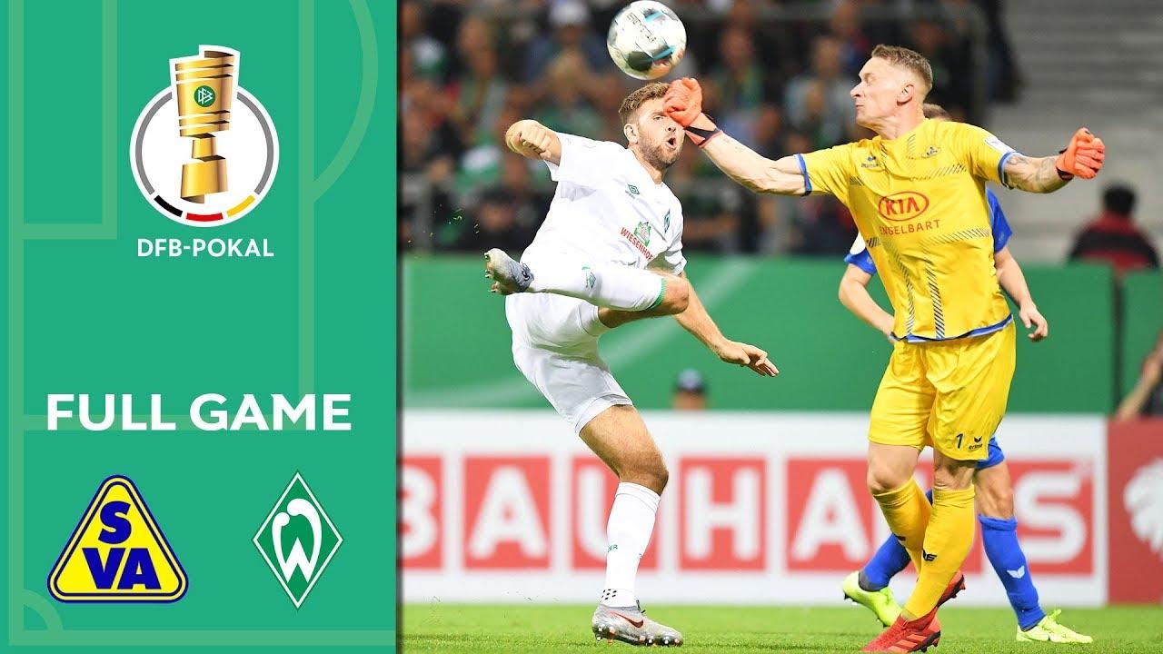Atlas Delmenhorst Werder Bremen