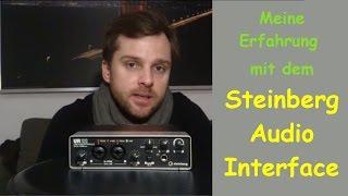 meine erfahrung mit dem steinberg audio interface ur22 mkii