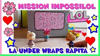 Baixar MISSION IMPOSSI..LOL! AIUTATECI!  Una LOL RAPITA! By Lara e Babou