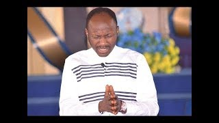 40 days Fasting and Prayer, day 10 live With Apostle Johnson   Suleman