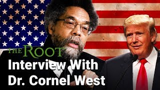 Cornel West on Bernie Sanders and Why Donald Trump Is a 'Gangsta'