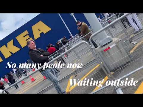 IKEA Montreal Canada/ First Visit Again After Lockdown