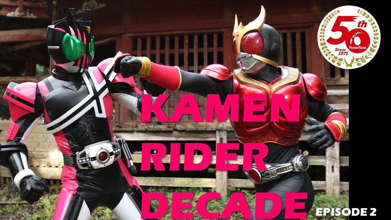 Download KAMEN RIDER DECADE (Episode 2)