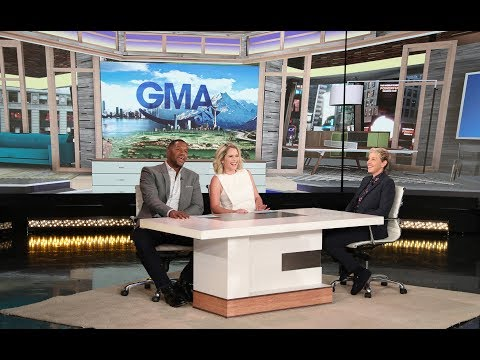 Ellen Lets 'GMA DAY' Co-hosts Michael Strahan and Sara Haines Take Over Her Show
