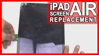 How to iPad Air Screen Replacement Directions | DirectFix