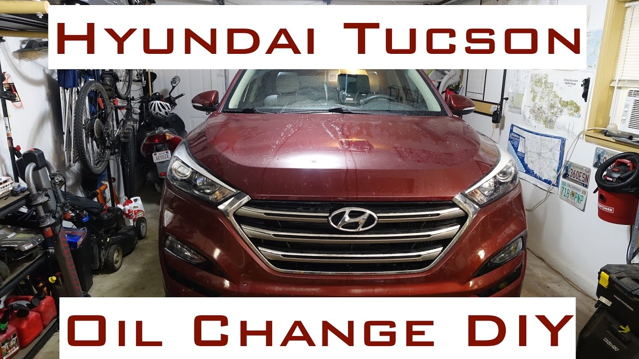 2016 Hyundai Tucson Limited 1.6T AWD - Exterior and Interior .
