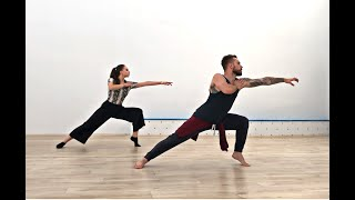 "«Naked"" James Arthur / Contemporary Choreography"