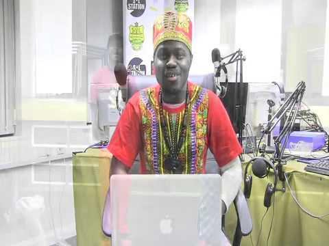 Mwangole Radio Show - A Ultima Mensagem de 2014