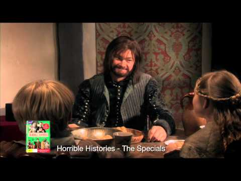 Horrible Histories - The Specials | DVD Preview
