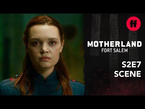 Download Motherland: Fort Salem Season 2, Episode 7   Tally Senses a Betrayal   Freeform