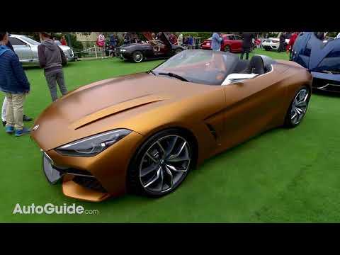 2019 BMW Z4 / Toyota Supra Concept First Look - 2017 Monterey Car Week