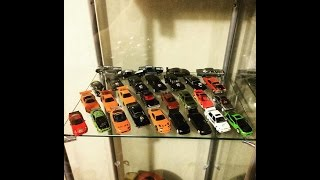 The biggest Fast and Furious diecast collection part 3 Hot Wheels/ Racing champion