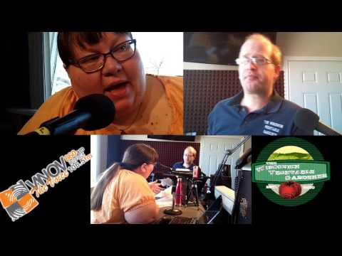Filling Up Your Garden & herbs  In Station Video The Wisconsin Vegetable Gardener Radio Show #5